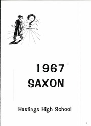 Page 5, 1967 Edition, Hastings High School - Saxon Yearbook (Hastings, MI) online yearbook collection