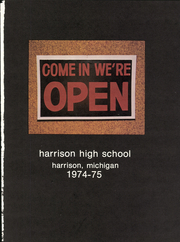 Page 5, 1975 Edition, Harrison High School - Freedom Yearbook (Harrison, MI) online yearbook collection