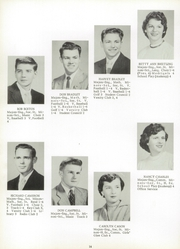Page 18, 1954 Edition, Southfield High School - Blue and Gray Yearbook (Southfield, MI) online yearbook collection