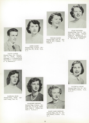 Page 20, 1954 Edition, Southfield High School - Blue and Gray Yearbook (Southfield, MI) online yearbook collection