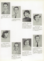 Page 21, 1954 Edition, Southfield High School - Blue and Gray Yearbook (Southfield, MI) online yearbook collection