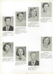 Page 22, 1954 Edition, Southfield High School - Blue and Gray Yearbook (Southfield, MI) online yearbook collection