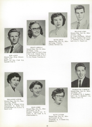 Page 24, 1954 Edition, Southfield High School - Blue and Gray Yearbook (Southfield, MI) online yearbook collection