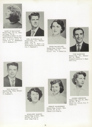 Page 25, 1954 Edition, Southfield High School - Blue and Gray Yearbook (Southfield, MI) online yearbook collection