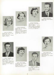 Page 28, 1954 Edition, Southfield High School - Blue and Gray Yearbook (Southfield, MI) online yearbook collection