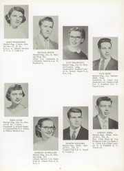 Page 29, 1954 Edition, Southfield High School - Blue and Gray Yearbook (Southfield, MI) online yearbook collection