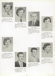 Page 31, 1954 Edition, Southfield High School - Blue and Gray Yearbook (Southfield, MI) online yearbook collection