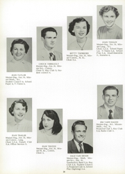 Page 32, 1954 Edition, Southfield High School - Blue and Gray Yearbook (Southfield, MI) online yearbook collection