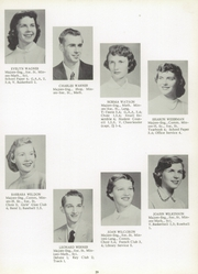 Page 33, 1954 Edition, Southfield High School - Blue and Gray Yearbook (Southfield, MI) online yearbook collection