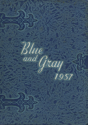 Southfield High School - Blue and Gray Yearbook (Southfield, MI) online yearbook collection, 1957 Edition, Page 1