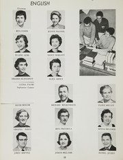 Page 14, 1960 Edition, Southfield High School - Blue and Gray Yearbook (Southfield, MI) online yearbook collection