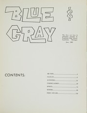 Page 5, 1960 Edition, Southfield High School - Blue and Gray Yearbook (Southfield, MI) online yearbook collection