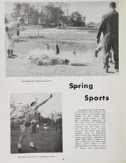 Page 74, 1960 Edition, Southfield High School - Blue and Gray Yearbook (Southfield, MI) online yearbook collection