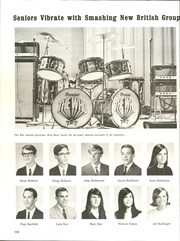Page 204, 1968 Edition, Southfield High School - Blue and Gray Yearbook (Southfield, MI) online yearbook collection