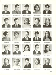 Page 207, 1968 Edition, Southfield High School - Blue and Gray Yearbook (Southfield, MI) online yearbook collection