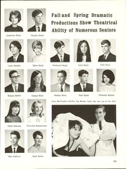 Page 209, 1968 Edition, Southfield High School - Blue and Gray Yearbook (Southfield, MI) online yearbook collection