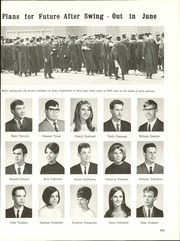 Page 213, 1968 Edition, Southfield High School - Blue and Gray Yearbook (Southfield, MI) online yearbook collection