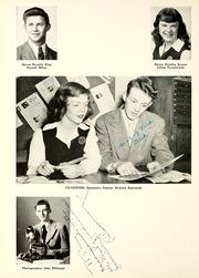 Page 14, 1946 Edition, Catholic Central High School - Spires Yearbook (Grand Rapids, MI) online yearbook collection