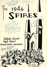 Page 5, 1946 Edition, Catholic Central High School - Spires Yearbook (Grand Rapids, MI) online yearbook collection