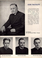 Page 14, 1950 Edition, Catholic Central High School - Spires Yearbook (Grand Rapids, MI) online yearbook collection