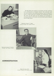 Page 13, 1960 Edition, Catholic Central High School - Spires Yearbook (Grand Rapids, MI) online yearbook collection