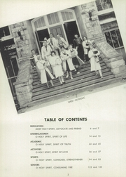 Page 6, 1960 Edition, Catholic Central High School - Spires Yearbook (Grand Rapids, MI) online yearbook collection