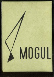 Fremont High School - Mogul Yearbook (Fremont, MI) online yearbook collection, 1959 Edition, Page 1
