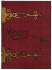 Fremont High School - Mogul Yearbook (Fremont, MI) online yearbook collection, 1964 Edition, Page 1