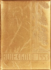 Page 1, 1953 Edition, Redford Union High School - Blue and Gold Yearbook (Detroit, MI) online yearbook collection