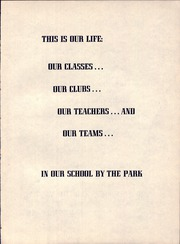 Page 13, 1953 Edition, Redford Union High School - Blue and Gold Yearbook (Detroit, MI) online yearbook collection