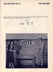 Page 17, 1953 Edition, Redford Union High School - Blue and Gold Yearbook (Detroit, MI) online yearbook collection