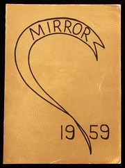 1959 Edition, Mattawan High School - Mirror Yearbook (Mattawan, MI)