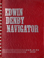 Denby High School - Navigator Yearbook (Detroit, MI) online yearbook collection, 1948 Edition, Page 1