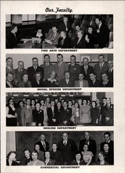 Page 15, 1950 Edition, Denby High School - Navigator Yearbook (Detroit, MI) online yearbook collection