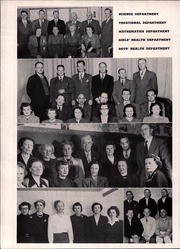 Page 16, 1950 Edition, Denby High School - Navigator Yearbook (Detroit, MI) online yearbook collection