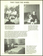 Page 10, 1958 Edition, Denby High School - Navigator Yearbook (Detroit, MI) online yearbook collection