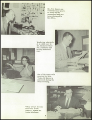 Page 13, 1958 Edition, Denby High School - Navigator Yearbook (Detroit, MI) online yearbook collection