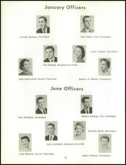 Page 16, 1958 Edition, Denby High School - Navigator Yearbook (Detroit, MI) online yearbook collection