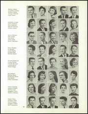 Page 17, 1958 Edition, Denby High School - Navigator Yearbook (Detroit, MI) online yearbook collection