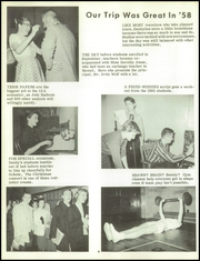 Page 8, 1958 Edition, Denby High School - Navigator Yearbook (Detroit, MI) online yearbook collection