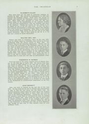 Page 11, 1920 Edition, Cass Technical High School - Triangle Yearbook (Detroit, MI) online yearbook collection