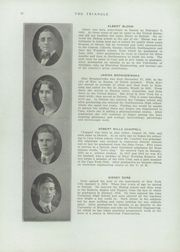Page 12, 1920 Edition, Cass Technical High School - Triangle Yearbook (Detroit, MI) online yearbook collection