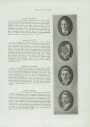 Page 13, 1920 Edition, Cass Technical High School - Triangle Yearbook (Detroit, MI) online yearbook collection
