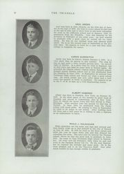 Page 14, 1920 Edition, Cass Technical High School - Triangle Yearbook (Detroit, MI) online yearbook collection