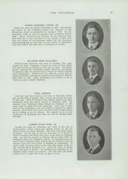 Page 15, 1920 Edition, Cass Technical High School - Triangle Yearbook (Detroit, MI) online yearbook collection