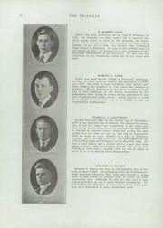 Page 16, 1920 Edition, Cass Technical High School - Triangle Yearbook (Detroit, MI) online yearbook collection