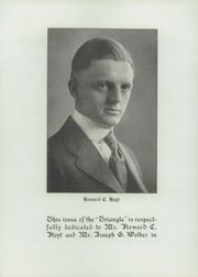 Page 8, 1920 Edition, Cass Technical High School - Triangle Yearbook (Detroit, MI) online yearbook collection