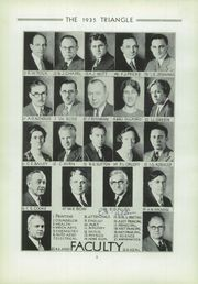Page 12, 1935 Edition, Cass Technical High School - Triangle Yearbook (Detroit, MI) online yearbook collection