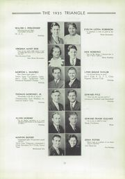Page 17, 1935 Edition, Cass Technical High School - Triangle Yearbook (Detroit, MI) online yearbook collection