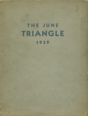 1939 Edition, Cass Technical High School - Triangle Yearbook (Detroit, MI)